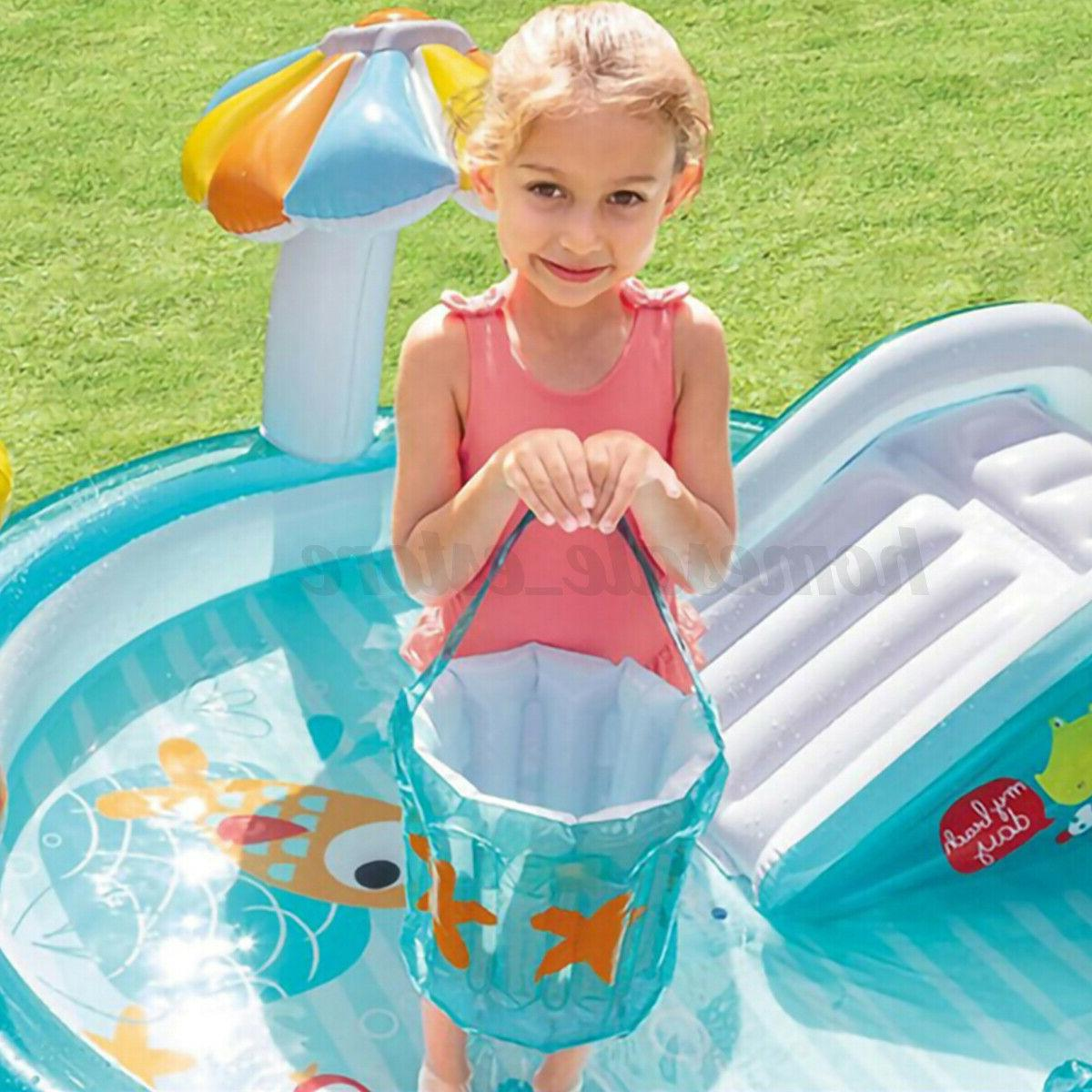 Inflatable Swimming Water Park kids