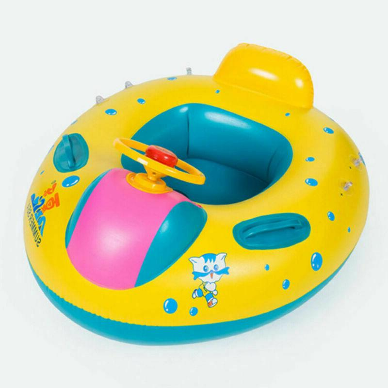 Ring Toddler Float Pool Water Canopy