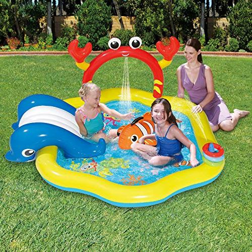 SUMMER Inflatable the Pool Center