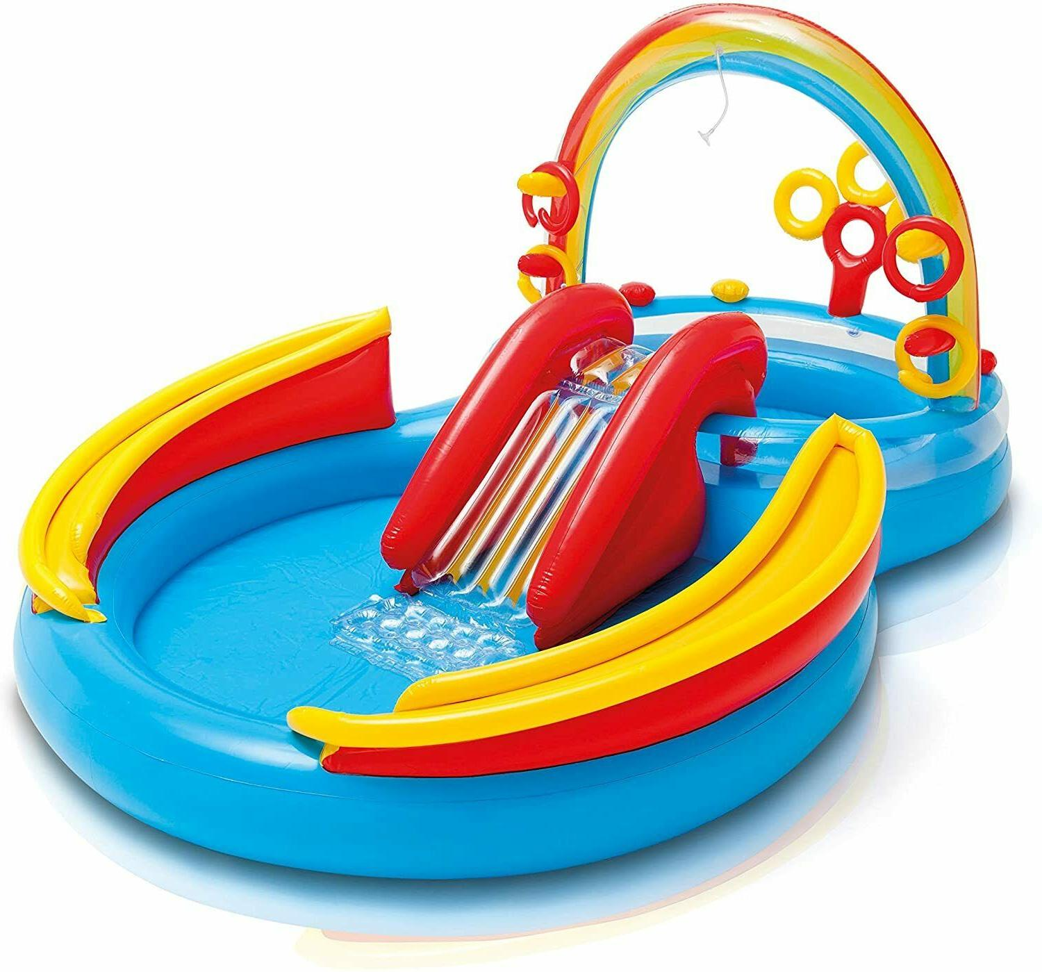 Intex Play Center Kiddie inflatable toy FREE DAY*