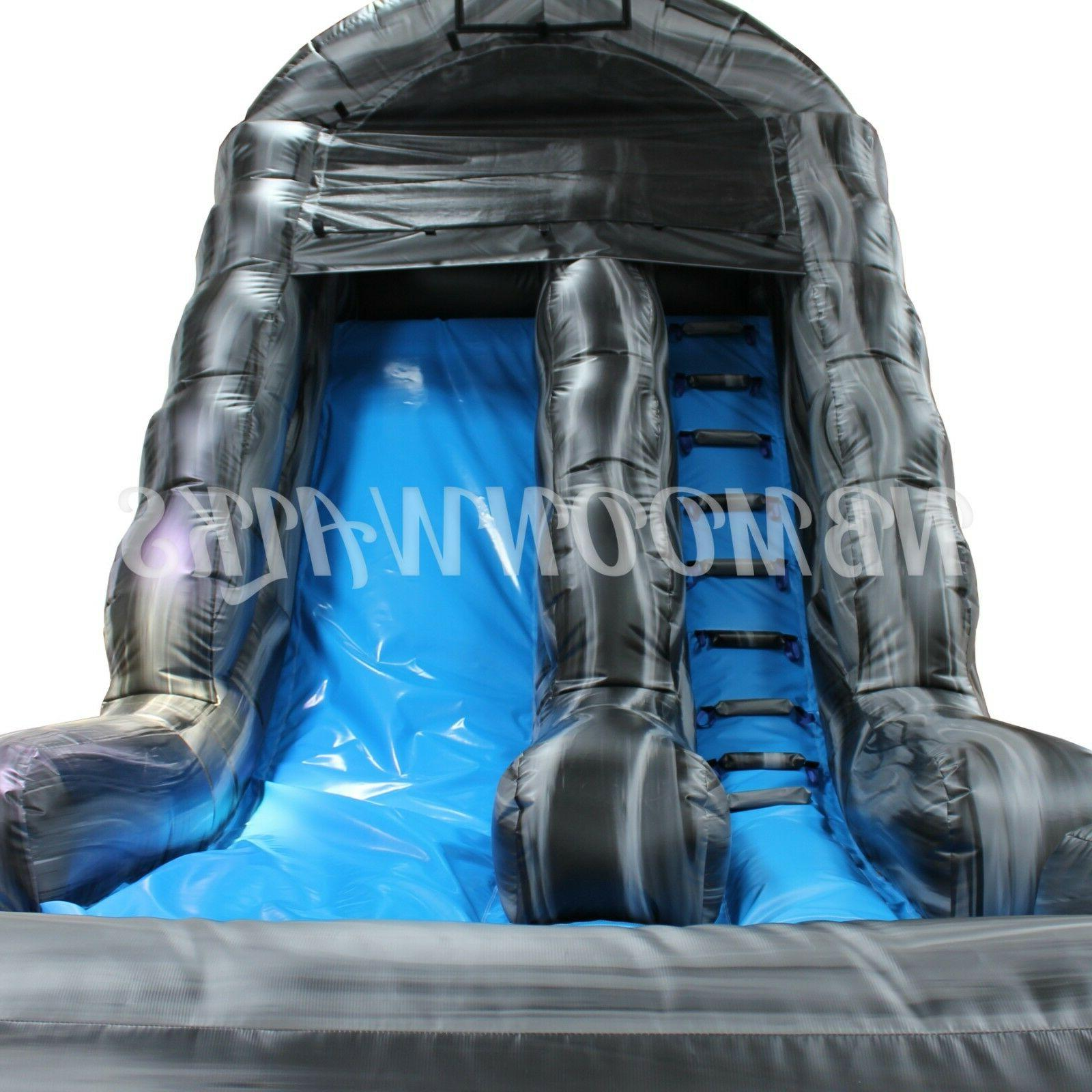 Inflatable Water Pool Jumping House Heavy Duty Vinyl