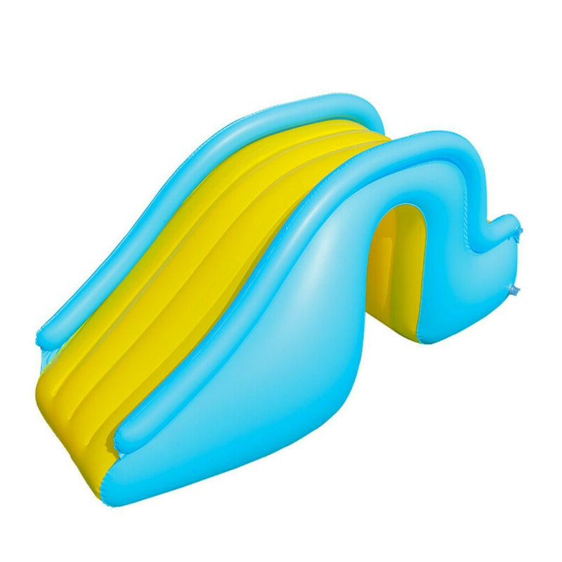 Inflatable Water Slides Kids Backyard Outdoor Party Swimming