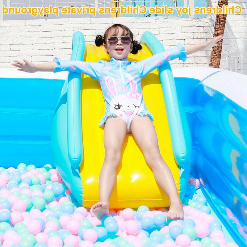 Inflatable Kids Outdoor Water Party For