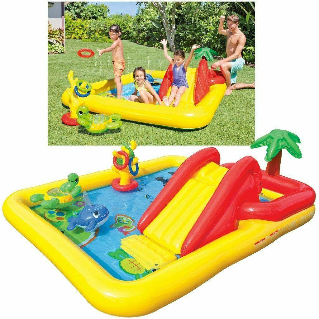 "Intex Ocean Inflatable Center, 77"" X 2+ for"