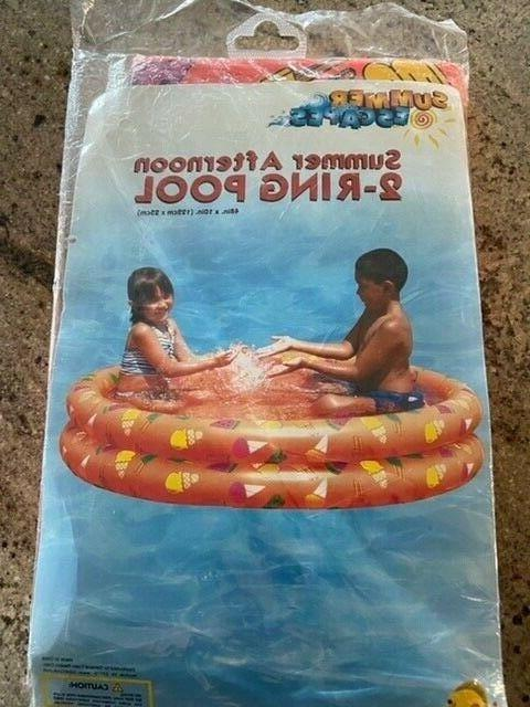 """Kids Inflatable Pool - 48"""" for"""