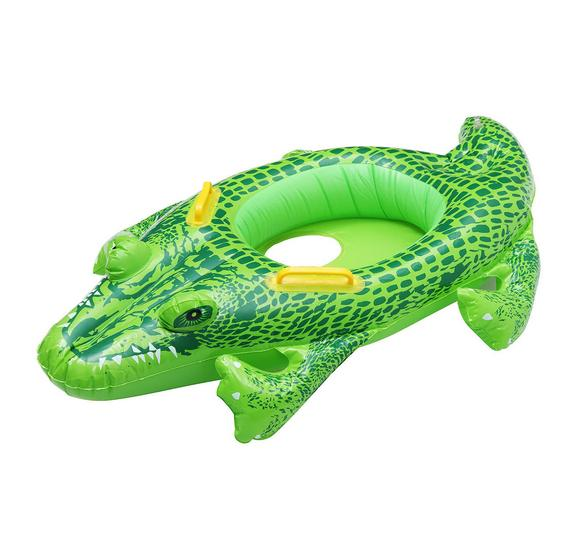 Kids Inflatable Baby Swimming Ring Boat Seat