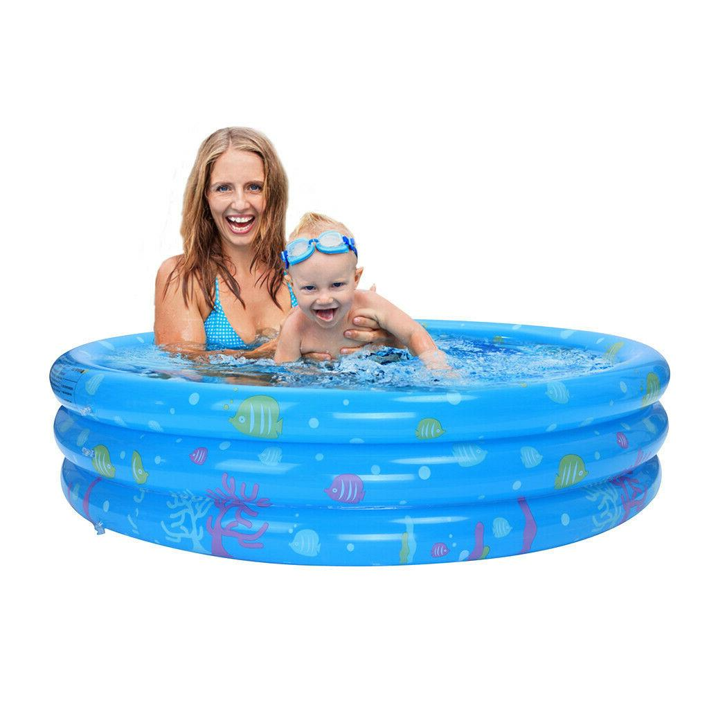 Large Family Swimming Pool Center Water Ball Play Summer