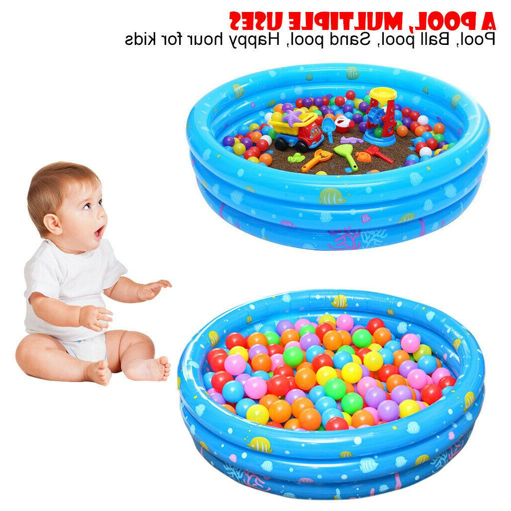 Large Family Swimming Pool Water Ball Play Fun Summer