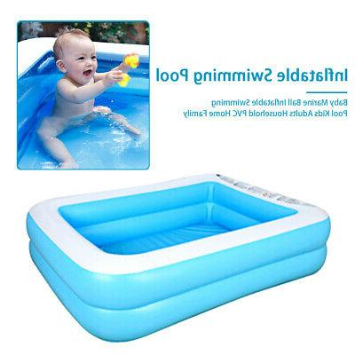 Large Family Swimming Garden Outdoor Kids Paddling Pools