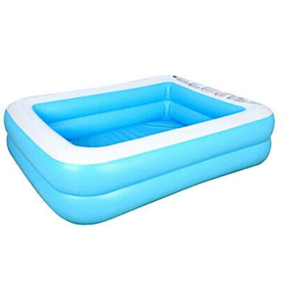 Large Family Pool Garden Outdoor Kids Paddling Pools