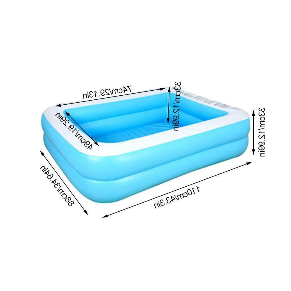 Inflatable Swimming Pool Outdoor Tubs for