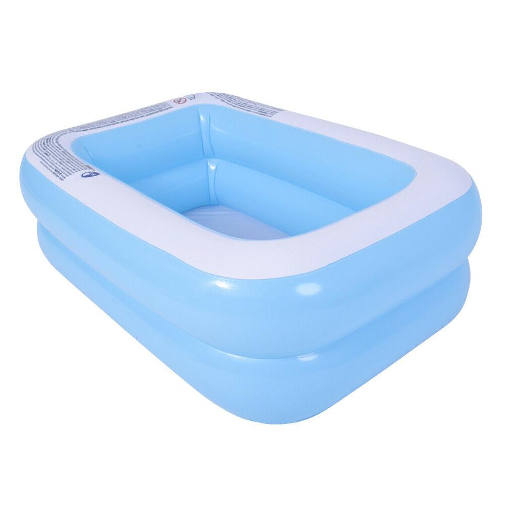 Large Family Pool Outdoor Kids