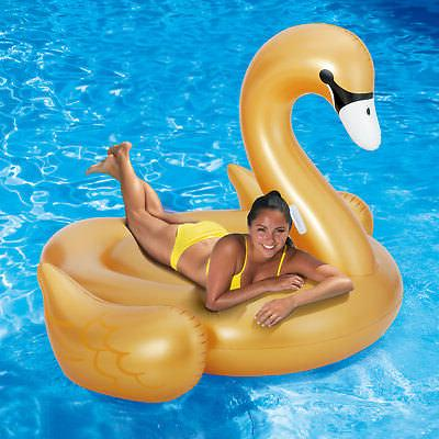 Summer Waves Giant Ride On Inflatable Raft