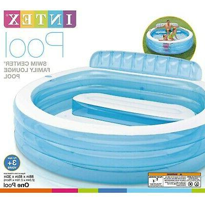 Large Inflatable Lounge Family Water Play