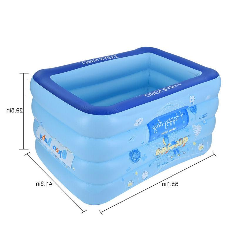 Inflatable Swimming Lounge Water Play