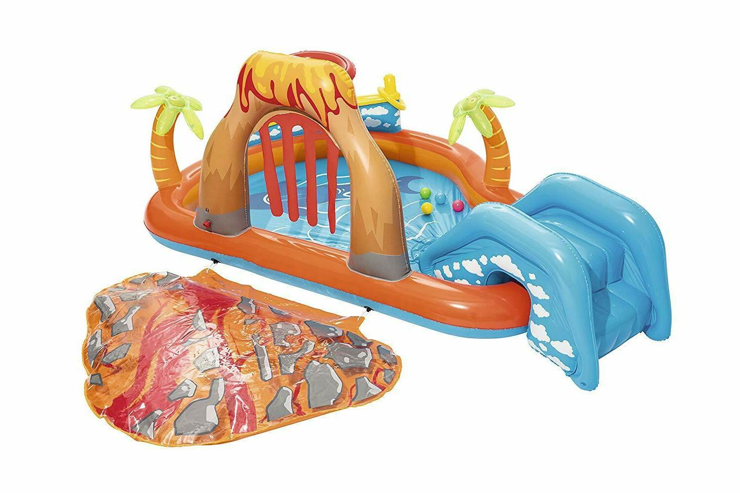Bestway Play Center Inflatable Center 55 FEET WIDE -