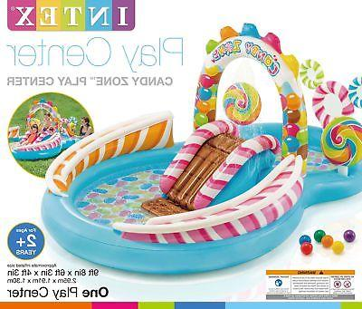 Intex Inflatable Kids Candy Zone Swimming