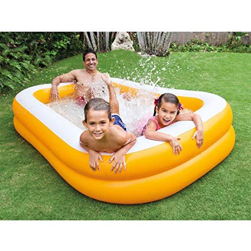 "Intex Mandarin Family 58"" x for Ages 3+"