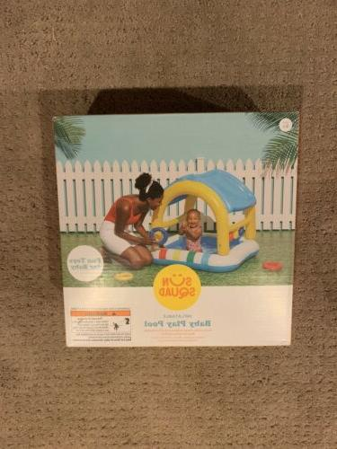 🌊✅NEW✅ Inflatable Baby Play Pool Squad Baby Kiddie