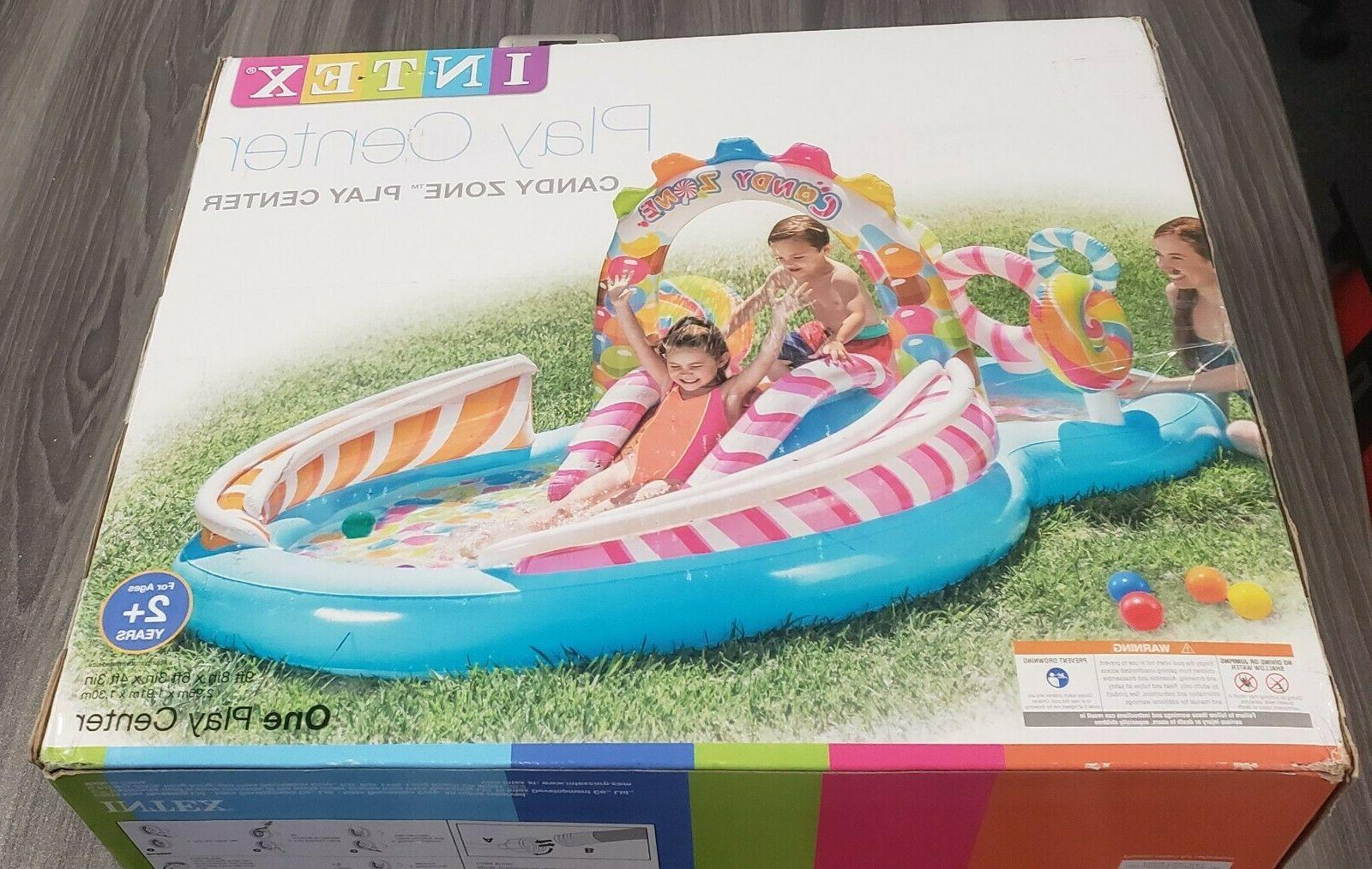 """New Pool Zone Play Center 116"""" X 75"""" 51"""""""