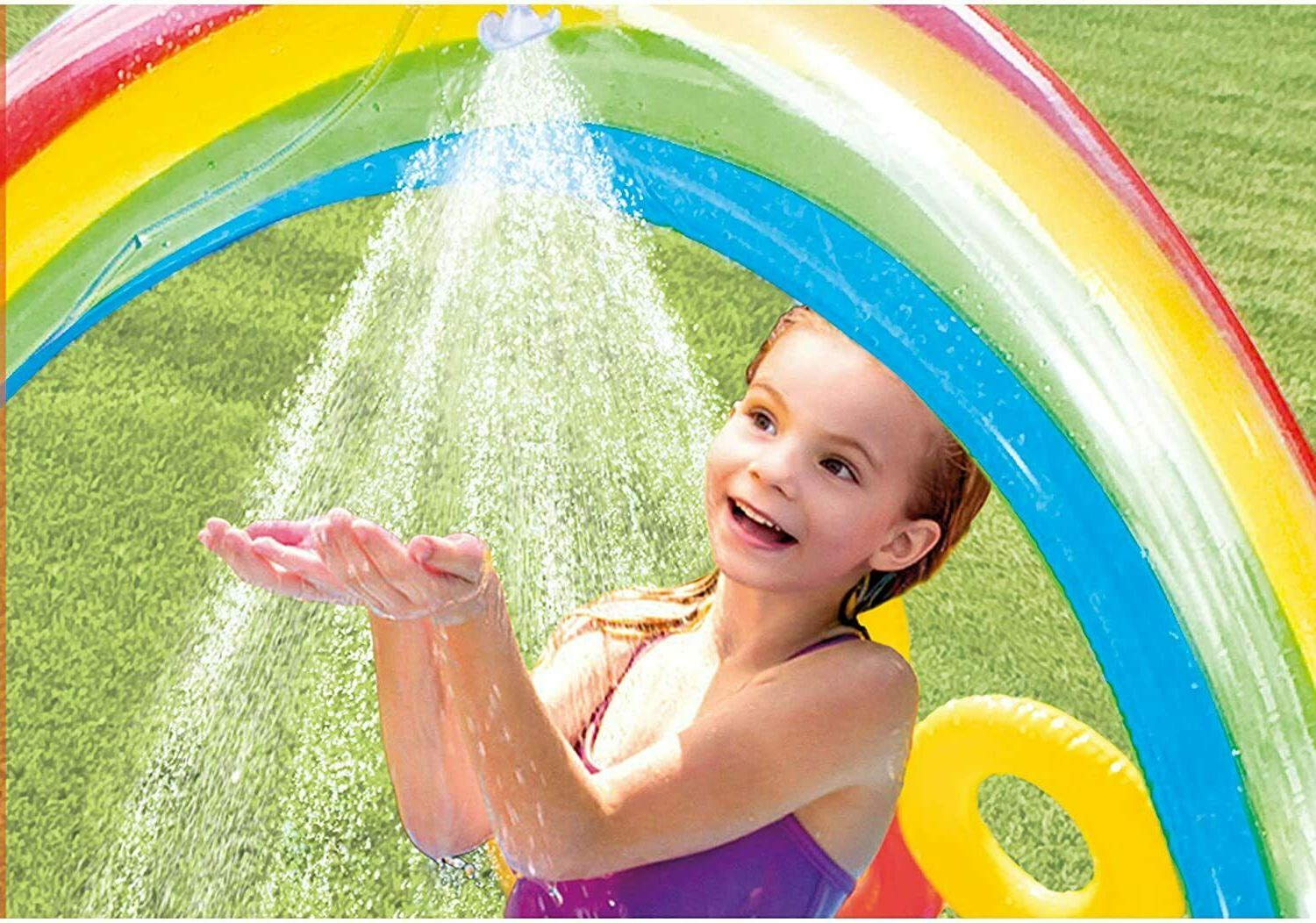 NEW Pool Ring Inflatable Ages 2+ SHIPPING