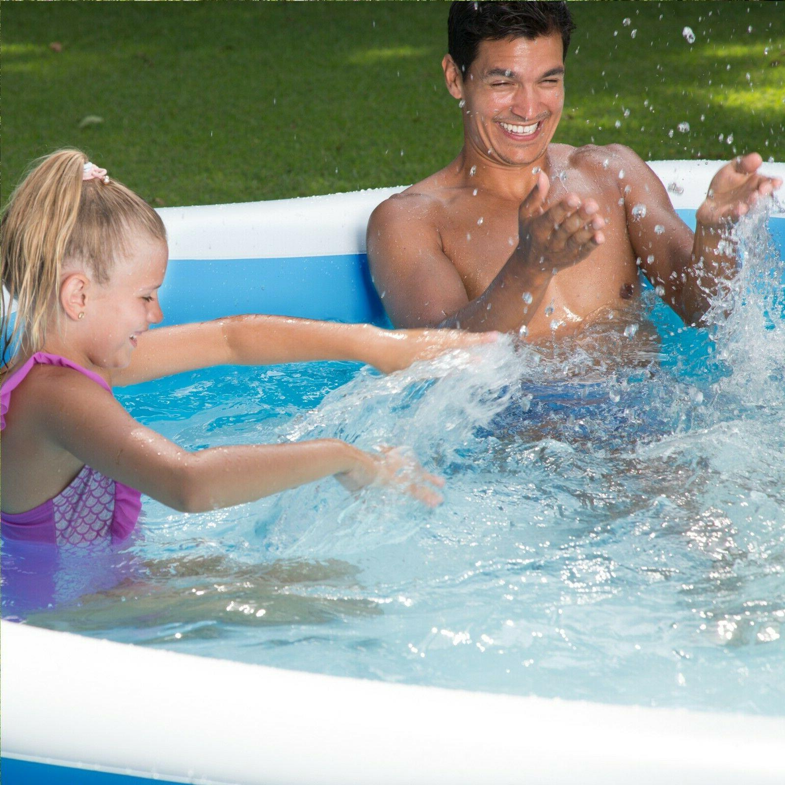 *New Waves Inflatable 9' Family