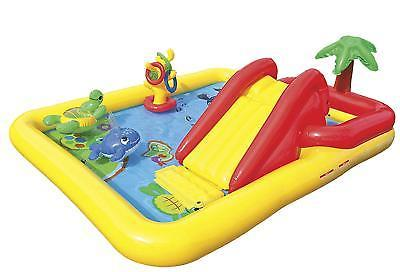 ocean inflatable play center 100 x 77