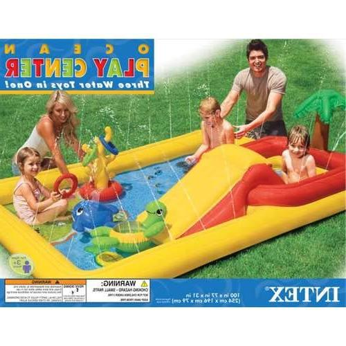 "Intex Ocean Inflatable Play X 31"", for Ages 2+"