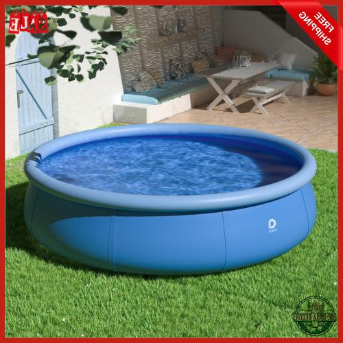 Outdoor Inflatable ft. Easy Durable Blue
