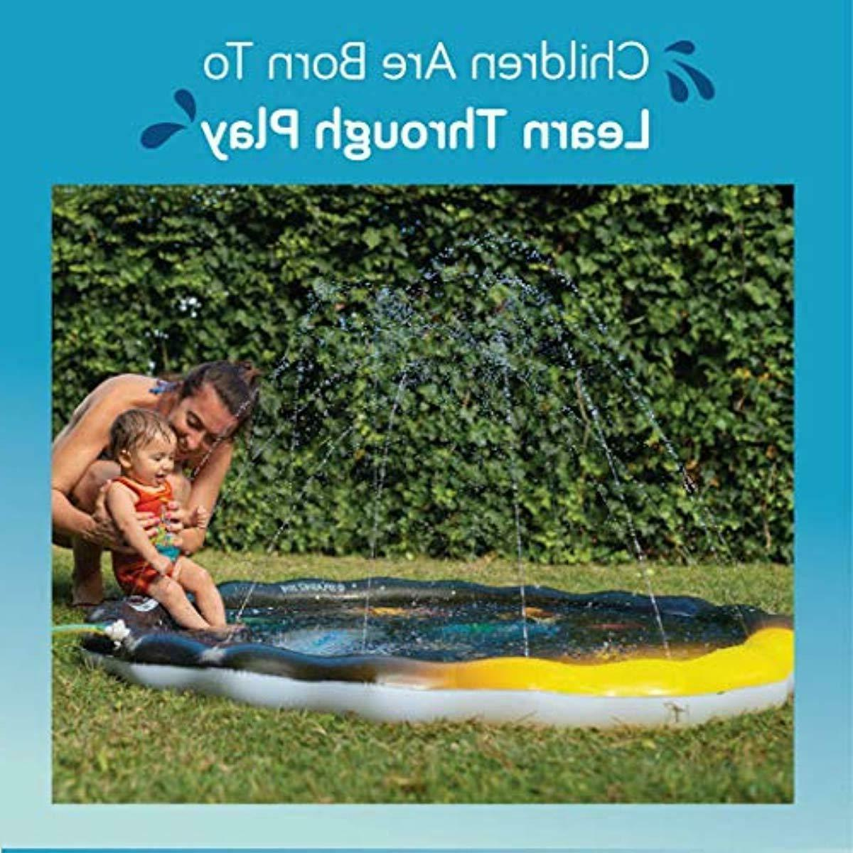 Outdoor Sprinkler Inflatable