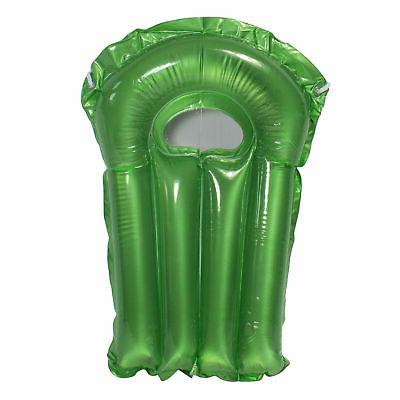 party central green metallic surf rider inflatable