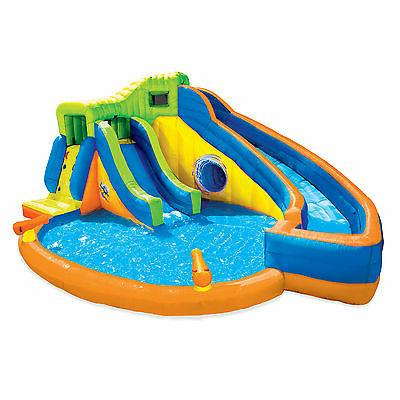 Banzai Twist Water Slides Cannons