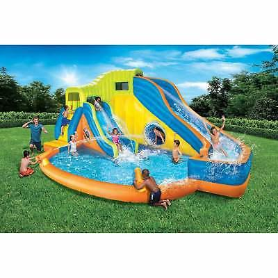 Banzai Inflatable Outdoor Water Pool