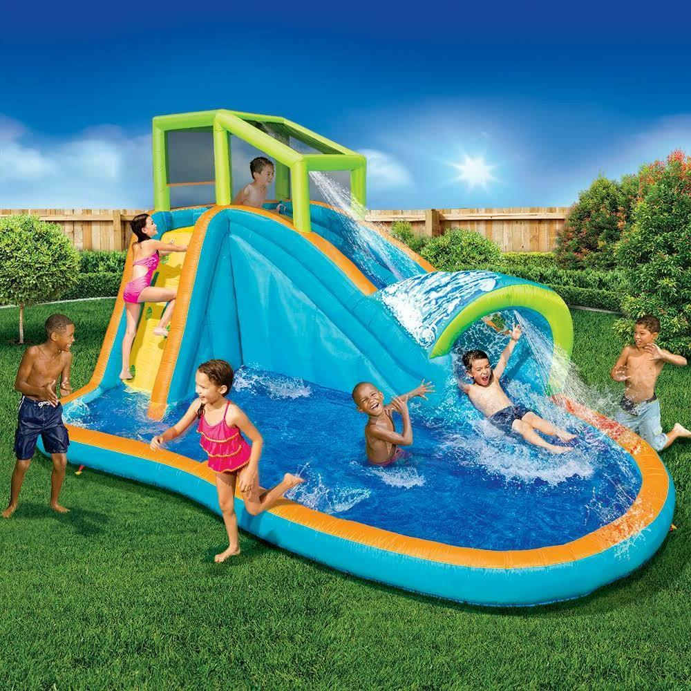 pipeline water park inflatable