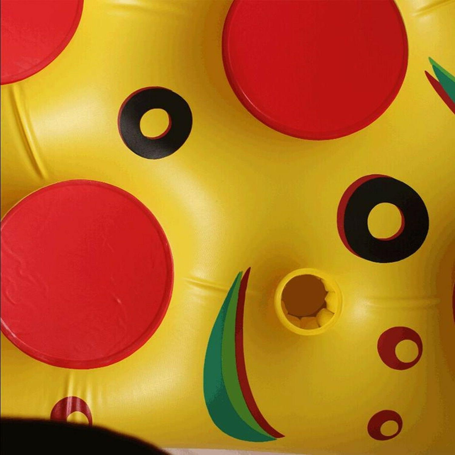 Pizza Summer Water Float Outdoor Fun Toys