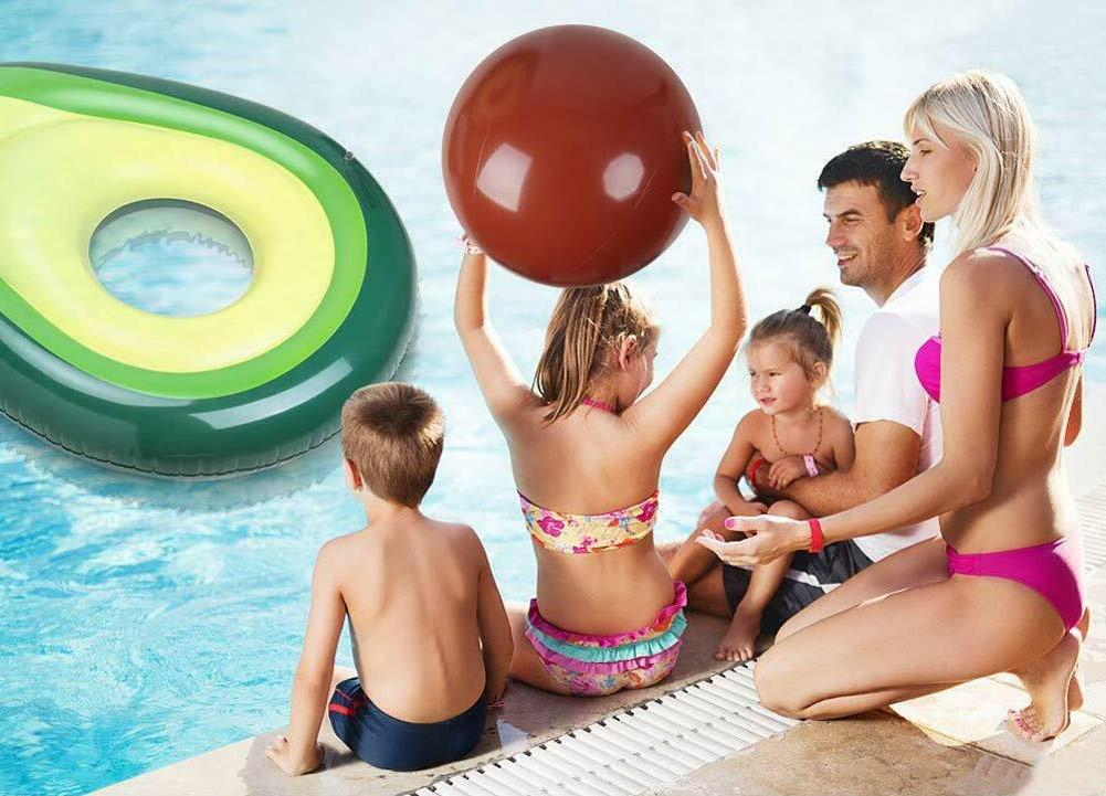 Inflatable Giant Pool Lounger, Pool