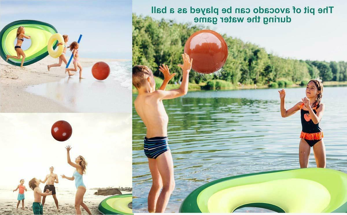 Pool Inflatable Giant Pool Lounger,
