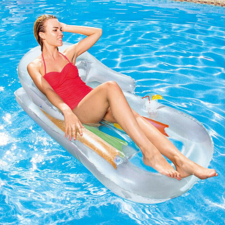 Pool Lounge Floating Swimming Cup