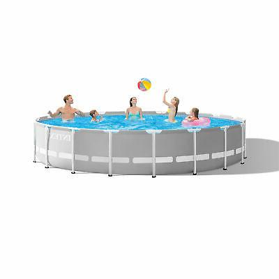 Intex Prism Ground Pool and