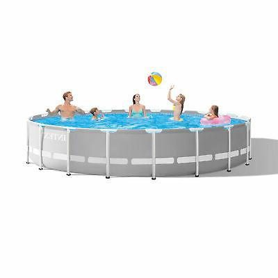 Intex Frame Ground Pool Inflatable Lounger