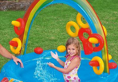 "Intex Inflatable Play 117"" 76"" 53"", Ages"