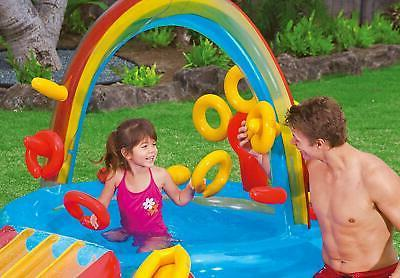 """Intex Ring Play Center, 117"""" 76"""" X for Ages 2+"""