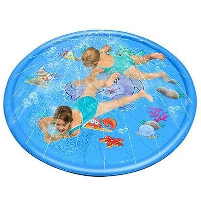 Sprinkle Pad Inflatable Outdoor Water Toys