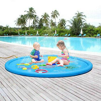 Sprinkle Pad Water Pool