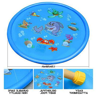Sprinkle Play Pad Inflatable