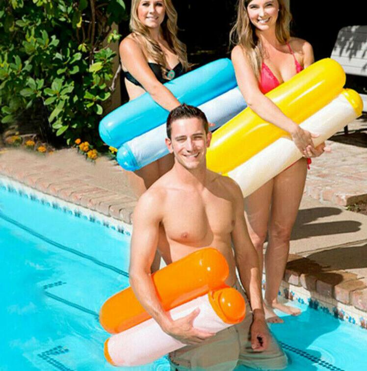 Summer Swimming Floating Water Hammock Chair Inflatable