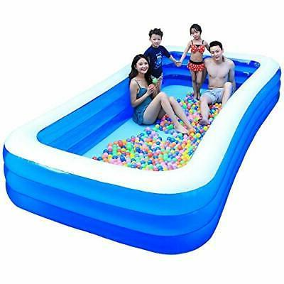 Summer Thickened Inflatable Pool Family days
