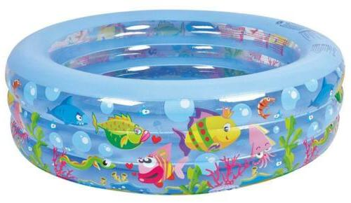 Jilong Summertime Pool - Large Inflatable Kids with