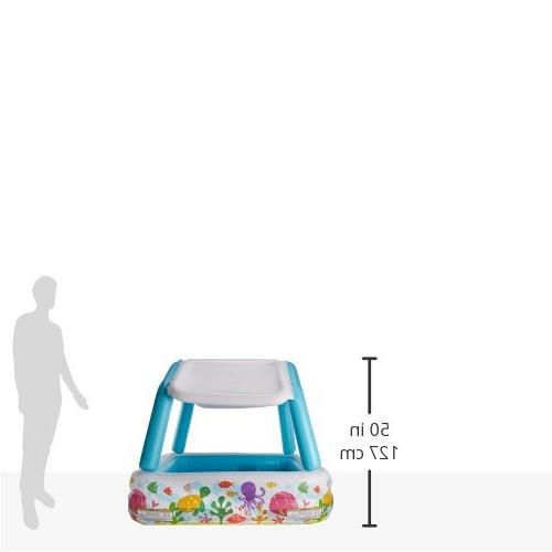 "Intex Sun Pool, 62"" X 48"", for Ages"