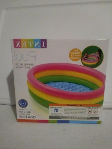 "POOL 10"" Ages 1-3 New In"
